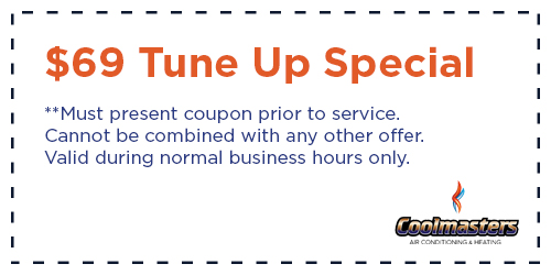 $69 Tune Up Special coupon