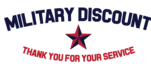 Military Discount Icon