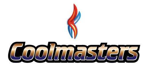 Coolmasters Air Conditioning & Heating Logo